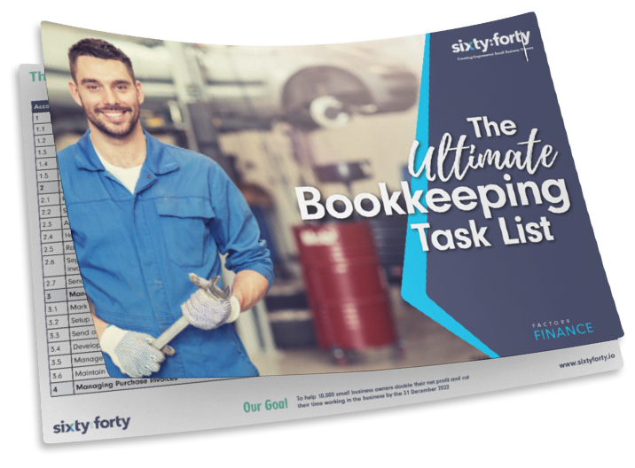 Ultimate Bookkeeping Tasklist for Small Business Owners