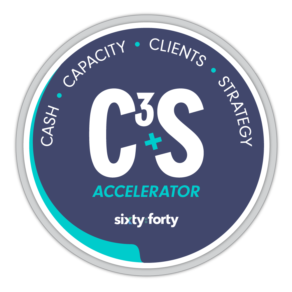 The sixtyforty C3S Business Growth Course